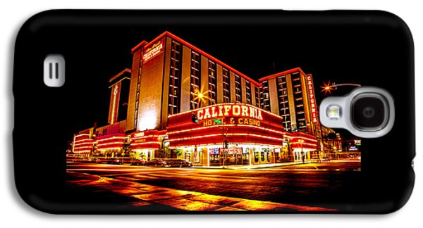 Dancing Girl Galaxy S4 Cases - California Hotel Galaxy S4 Case by Az Jackson