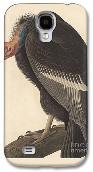 Californian Vulture Galaxy S4 Case by John James Audubon