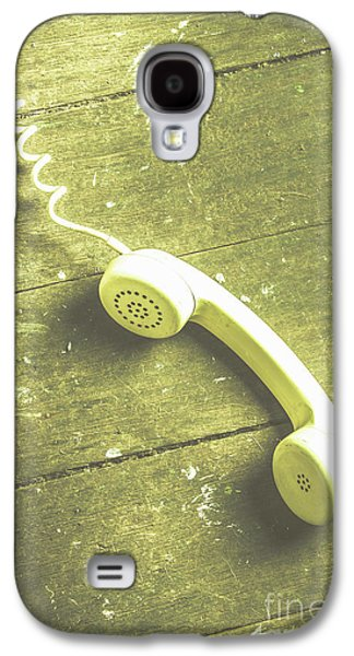Call That Never Came Galaxy S4 Case by Jorgo Photography - Wall Art Gallery
