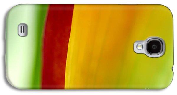 Calla Lily Galaxy S4 Case by Silke Magino