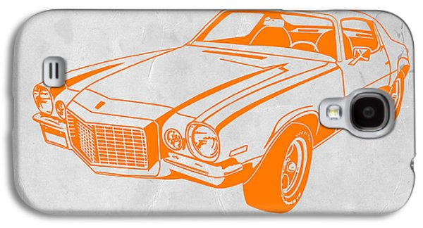 Camaro Galaxy S4 Case by Naxart Studio