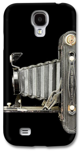 Aperture Photographs Galaxy S4 Cases - Camera close up-5 Galaxy S4 Case by Rudy Umans