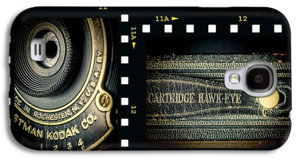 Aperture Photographs Galaxy S4 Cases - Camera Collage-2 Galaxy S4 Case by Rudy Umans