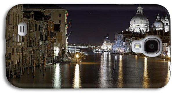 San Marco Galaxy S4 Cases - Canal Grande - Venice Galaxy S4 Case by Joana Kruse