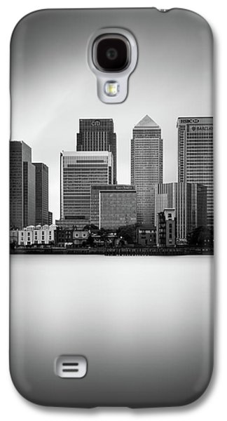 Canary Wharf II, London Galaxy S4 Case by Ivo Kerssemakers