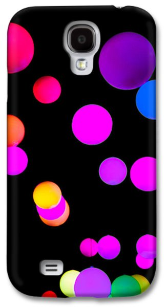 Connect Photographs Galaxy S4 Cases - Candy Crush Galaxy S4 Case by Az Jackson