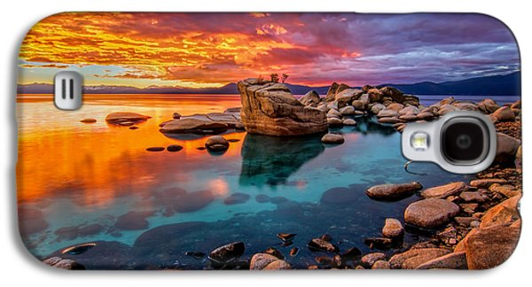 Candy Skies Galaxy S4 Case by Steve Baranek