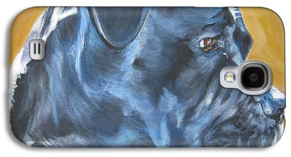 Cane Corso Galaxy S4 Case by Lee Ann Shepard
