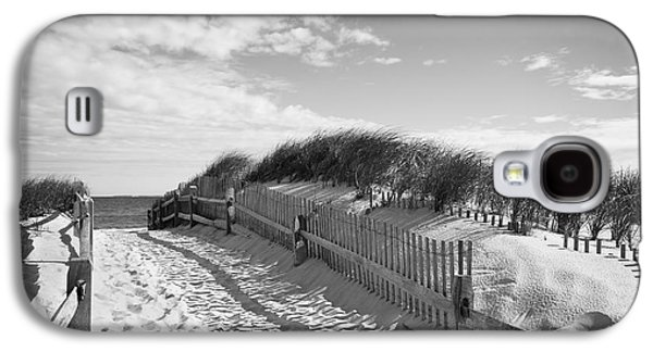 Cape Cod Beach Entry Galaxy S4 Case by Mircea Costina Photography