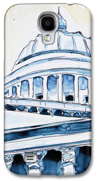 Capitol Galaxy S4 Case by Shaina Stinard
