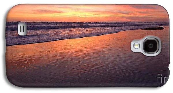 Landscape Acrylic Prints Galaxy S4 Cases - Cardiff To Encinitas  Galaxy S4 Case by John Tsumas