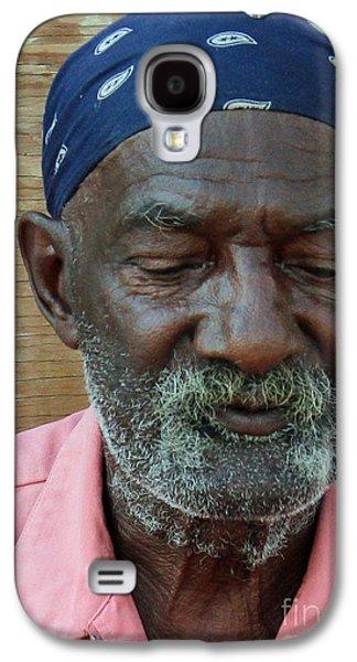 African-american Galaxy S4 Cases - Carl Galaxy S4 Case by Joe Jake Pratt