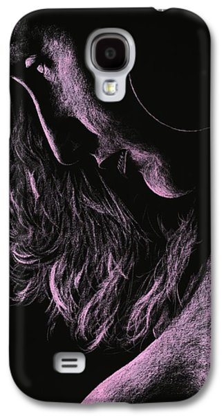 Sports Pastels Galaxy S4 Cases - Carmen Galaxy S4 Case by Richard Young