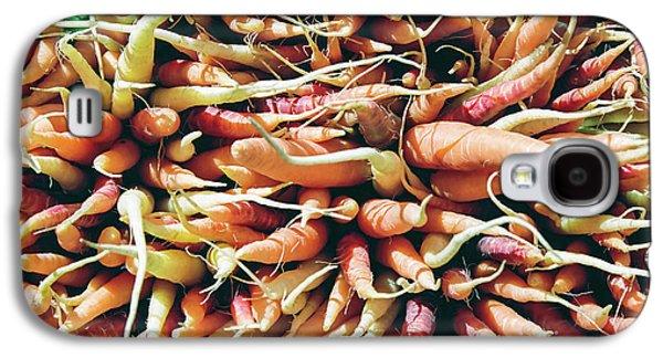Carrots Galaxy S4 Case by Ian MacDonald