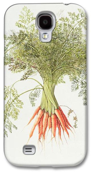 Carrots Galaxy S4 Case by Margaret Ann Eden