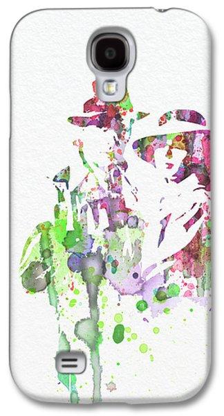 Movie Art Galaxy S4 Cases - Casablanca Galaxy S4 Case by Naxart Studio