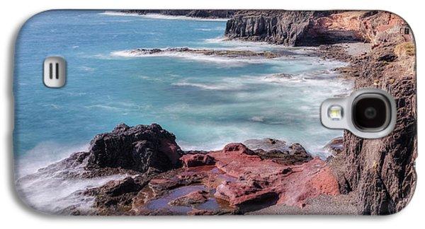 Castillo De Las Coloradas - Lanzarote Galaxy S4 Case by Joana Kruse