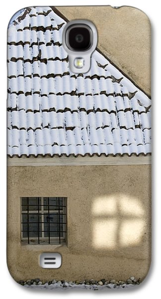 Recently Sold -  - Fantasy Photographs Galaxy S4 Cases - Castle Window Galaxy S4 Case by Alex Rowbotham