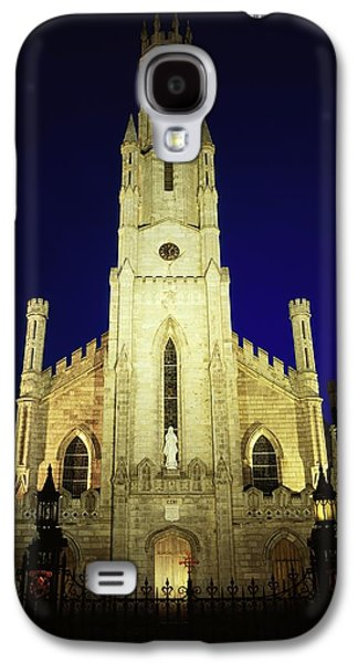 Spiritualism Galaxy S4 Cases - Cathedral Of The Assumption, Carlow, Co Galaxy S4 Case by The Irish Image Collection