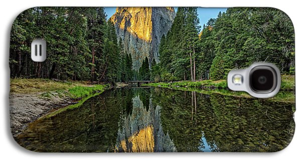 Cathedral Rocks Morning Galaxy S4 Case by Peter Tellone