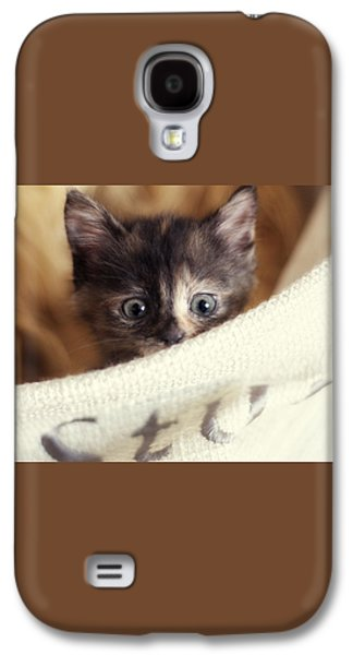 In The Hamper Galaxy S4 Case by Amy Tyler
