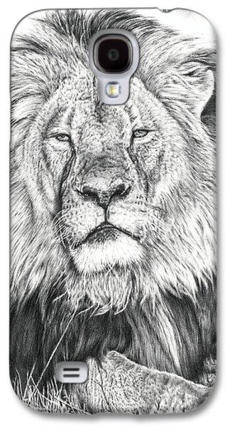 Cecil The Lion  Galaxy S4 Case by Remrov Vormer