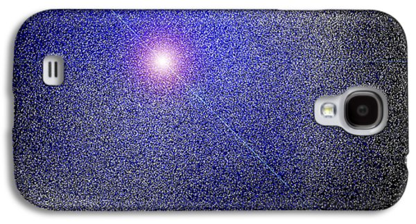 Abstract Digital Digital Galaxy S4 Cases - Celestial Vision Galaxy S4 Case by Candice Danielle Hughes