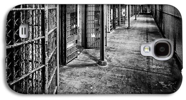 Cellblock No. 9 Galaxy S4 Case by Tom Mc Nemar