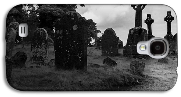 Ancient Galaxy S4 Cases - Cemetery Galaxy S4 Case by Felikss Veilands