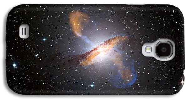 Recently Sold -  - Jet Star Galaxy S4 Cases - Centaurus A Black Hole Galaxy S4 Case by Nasa