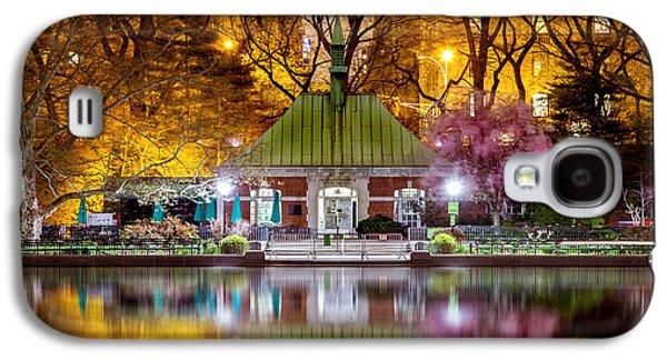 North American Photography Galaxy S4 Cases - Central Park Memorial Galaxy S4 Case by Az Jackson