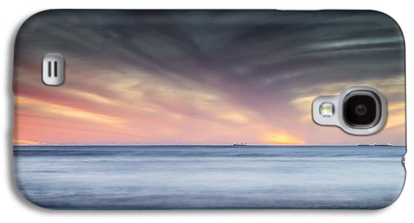 Beach Landscape Galaxy S4 Cases - Champion Bay  Galaxy S4 Case by Karl Monaghan