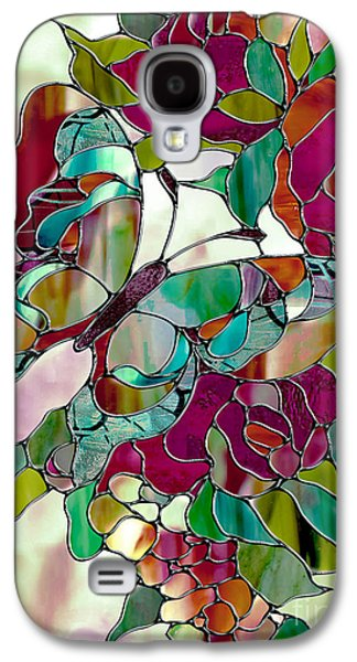 Depression Paintings Galaxy S4 Cases - Changeling Galaxy S4 Case by Mindy Sommers