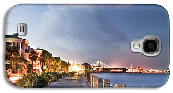 Carolina Galaxy S4 Cases - Charleston Battery Photography Galaxy S4 Case by Dustin K Ryan