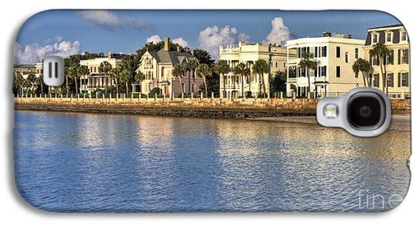 Historic Home Galaxy S4 Cases - Charleston Battery Row South Carolina  Galaxy S4 Case by Dustin K Ryan