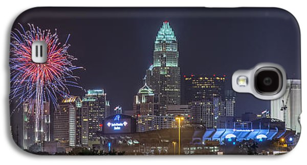 Charlotte Celebration Galaxy S4 Case by Brian Young
