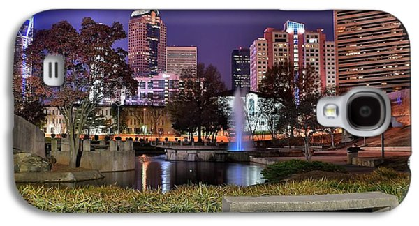 Light Galaxy S4 Cases - Charlotte from the Park Galaxy S4 Case by Frozen in Time Fine Art Photography