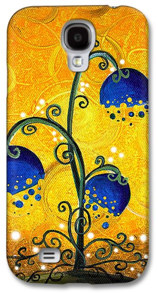 Charmed September Galaxy S4 Case by Cindy Thornton