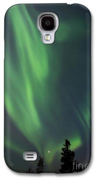 Stunning Galaxy S4 Cases - chasing lights II natural Galaxy S4 Case by Priska Wettstein