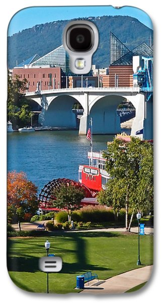 Chattanooga Landmarks Galaxy S4 Case by Tom and Pat Cory