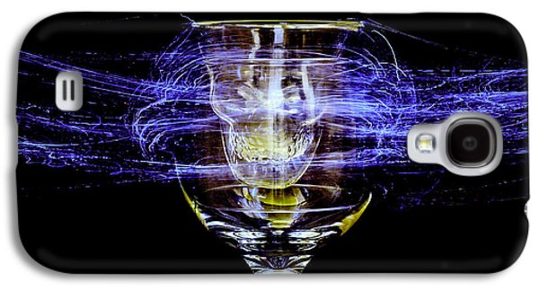 Cheese And Wine Galaxy S4 Case by Marnie Patchett