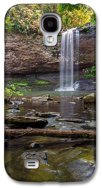 Cherokee Falls - Cloudland State Park Georgia Galaxy S4 Case by Brian Harig
