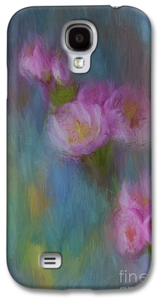 Bloosom Galaxy S4 Cases - Cherry Blossom Galaxy S4 Case by Jim  Hatch
