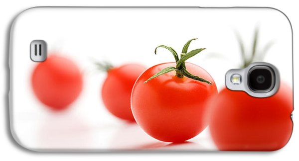 Cherry Tomatoes Galaxy S4 Case by Kati Molin