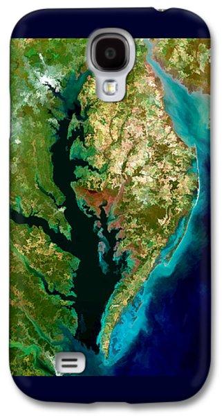 Chesapeake Bay Galaxy S4 Case by Elaine Plesser
