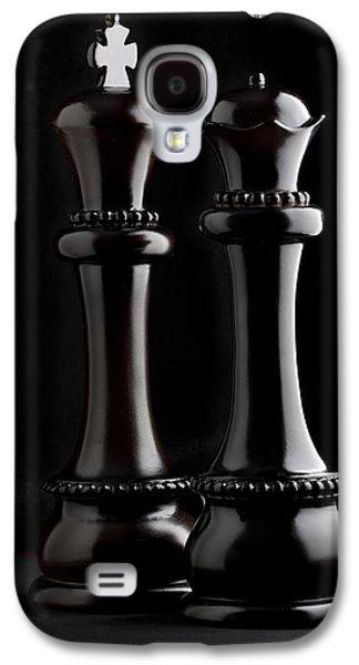 Play Photographs Galaxy S4 Cases - Chessmen I Galaxy S4 Case by Tom Mc Nemar