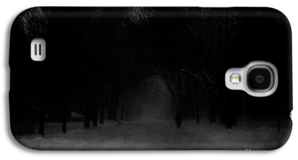 Chicago Blizzard - Monochrome Galaxy S4 Case by Frank J Casella
