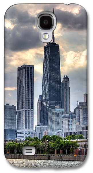 Chicago From The Pier Galaxy S4 Case by Joshua Ball
