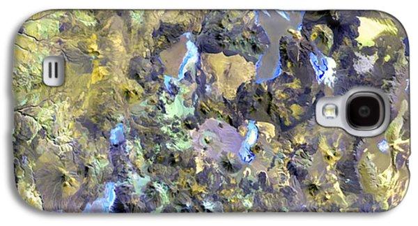 Chilean Volcanos Galaxy S4 Case by Elaine Plesser