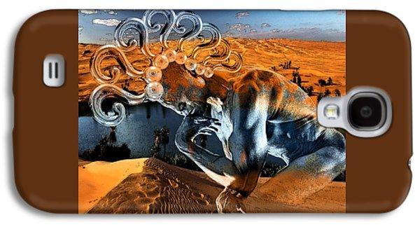 Chimera  Galaxy S4 Case by Marian Voicu